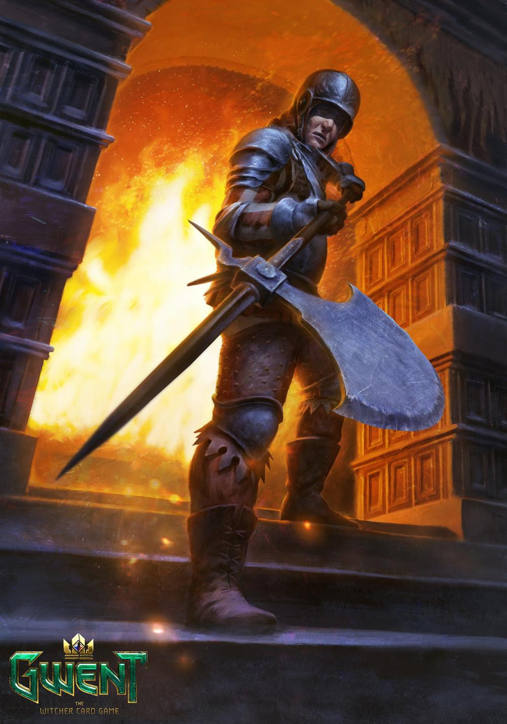 Новости imagens) Witcher, Arte de fantasia sombria