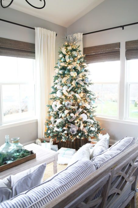 Take our christmas home tour full of simple and beautiful decor ideas that you can incorporate into your own also just  girl her blog pinterest rh