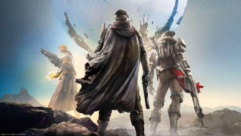 Destiny Wallpaper Or Background 15 Destiny Game Destiny Rise Of Iron
