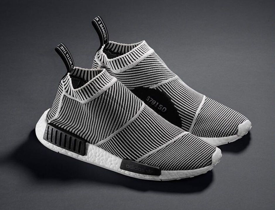 adidas Originals Announces Release Details for the NMD City Sock