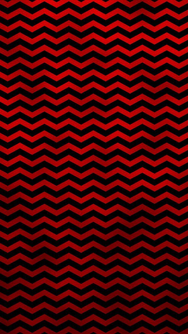 Silver Spiral Studio Tjn Chevron Iphone Wallpaper Black Wallpaper Iphone Red And Black Wallpaper