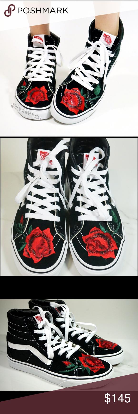 rozen patches vans