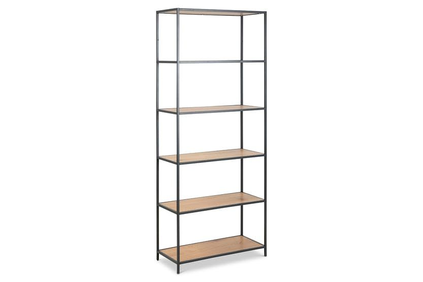 Ford Bookcase 185cm Bookcase Matching Furniture Shelving Unit