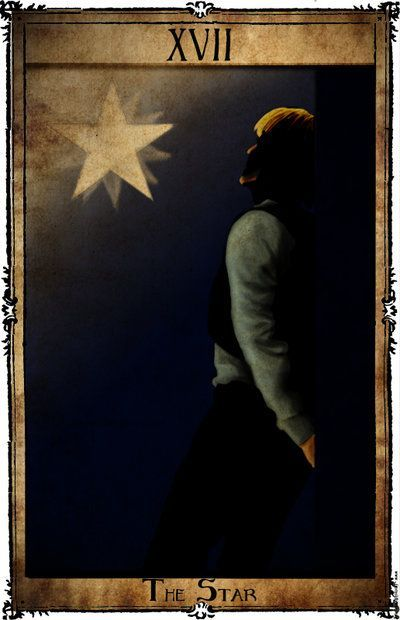 Bowie Tarot Collection - XVII - The Star by Triever on DeviantArt: