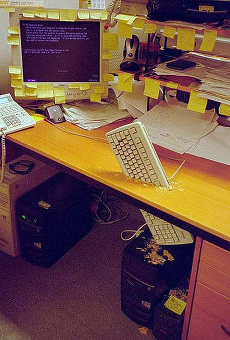 Top 10 Cubicle Pranks