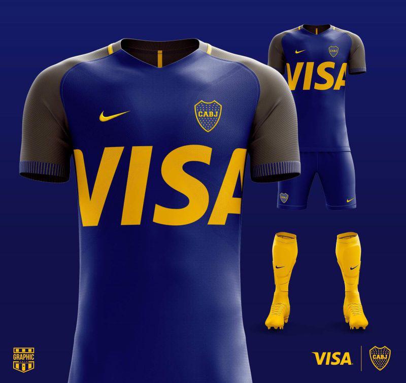Visa y el Boca Juniors  5818a65172a16