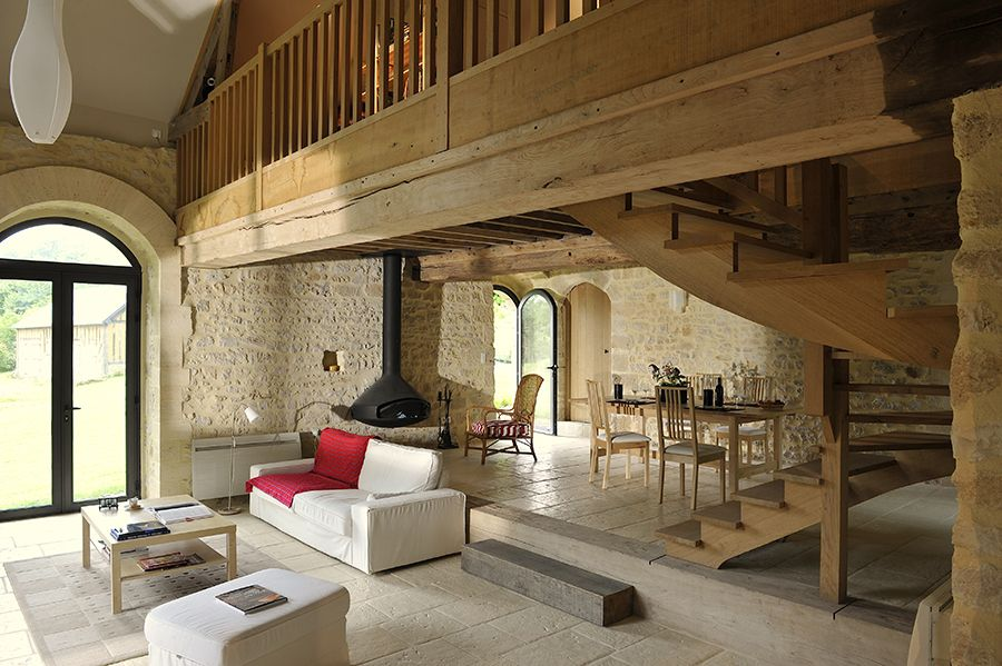 a renovation habitation salon architecte int rieur normandie caen calvados 02 homes. Black Bedroom Furniture Sets. Home Design Ideas