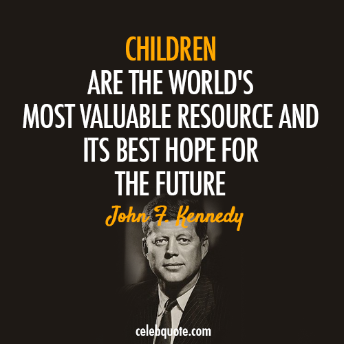 another great education quote from jfk i not have agreed