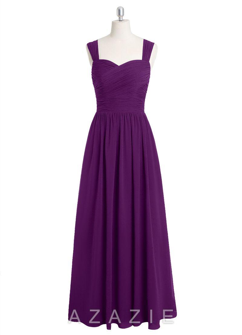 Zapheira bridesmaid dress winter weddings wedding and weddings shop azazie bridesmaid dress zapheira in chiffon find the perfect made to order bridesmaid dresses for your bridal party in your favorite color ombrellifo Images