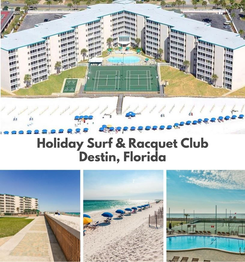 Best Beachfront Condo In Destin For The Money Holiday Surf Beachfront Condo Beachfront