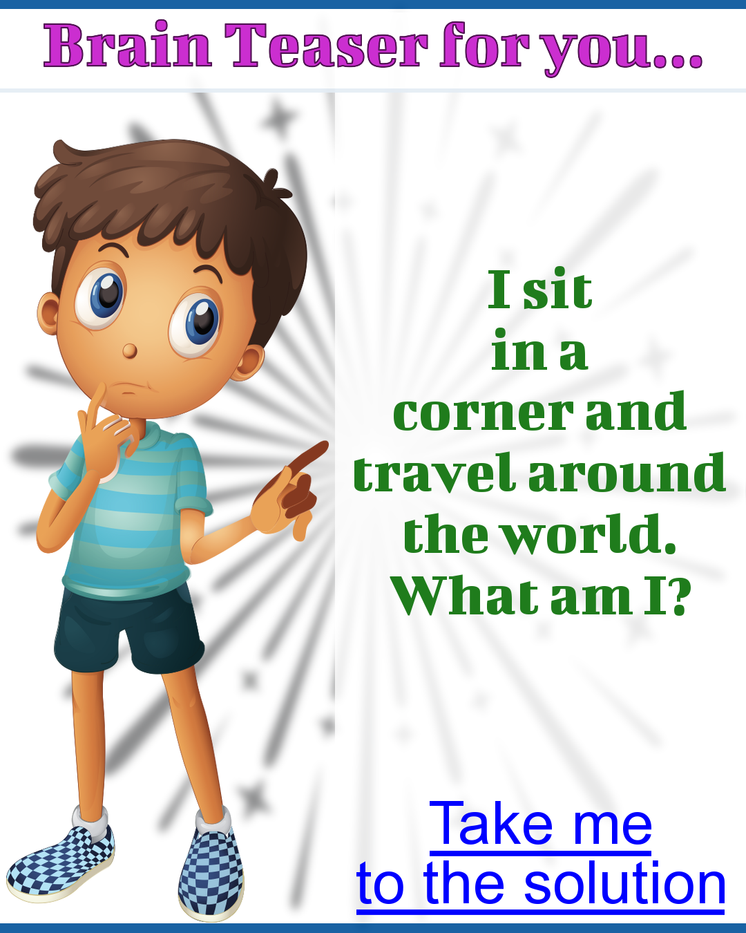 The Globetrotter Riddle