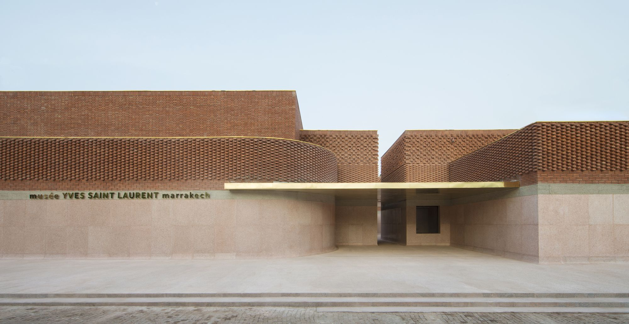 Image 1 of 5 from gallery of Studio KO's Yves Saint Laurent Museum Opens in Marrakech. musée YVES SAINT LAURENT marrakech. Image © Nicolas Mathéus