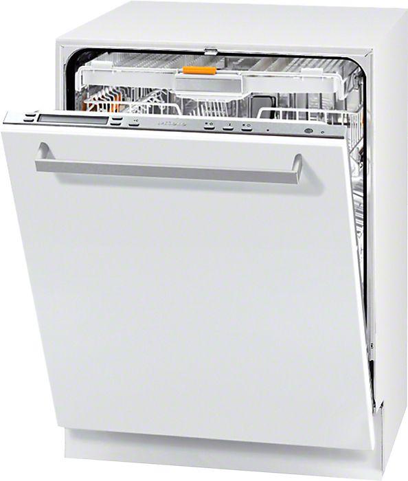 Miele G 5985 Scvi Xxl Integrated Dishwasher Fully Integrated Dishwasher Miele Dishwasher
