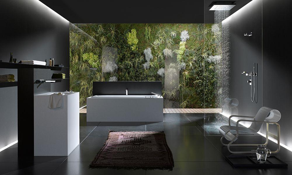 Dornbracht | Baño de lujo moderno, Baño de lujo, Cuartos ...
