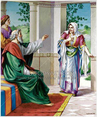 Elisha Promises The Shunammite A Son 2 Kings 48 17