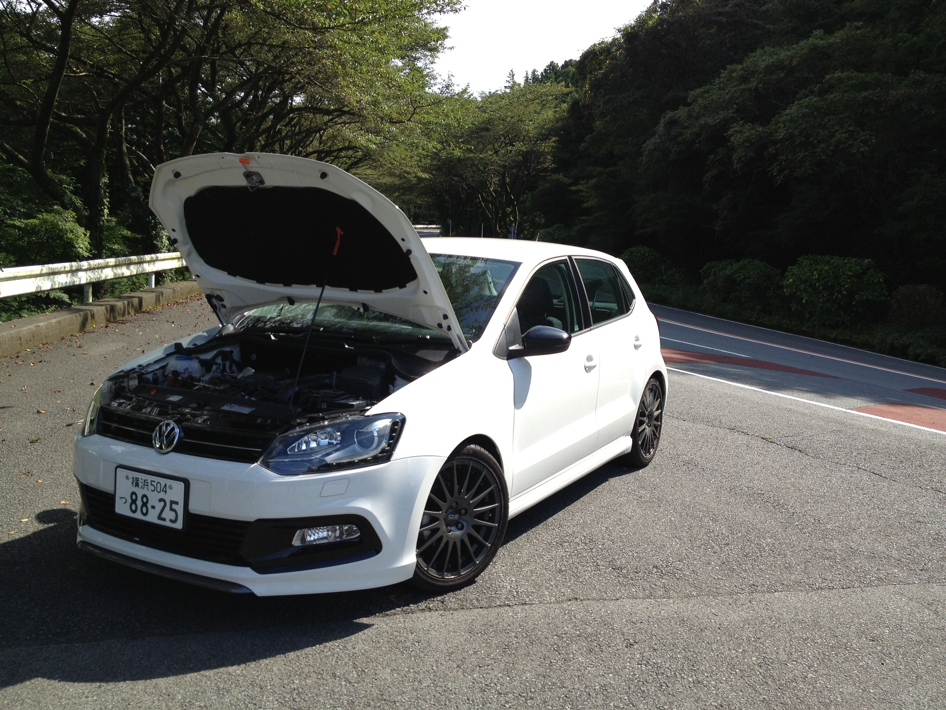 Polo 6r Oz Racing ポロ 車