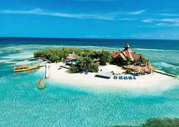 Sandals Royal Caribbean Resort, Jamaica; where we spent our honeymoon!