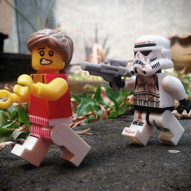 Abang tembak ya neng?? #nembak#dolanan#lego