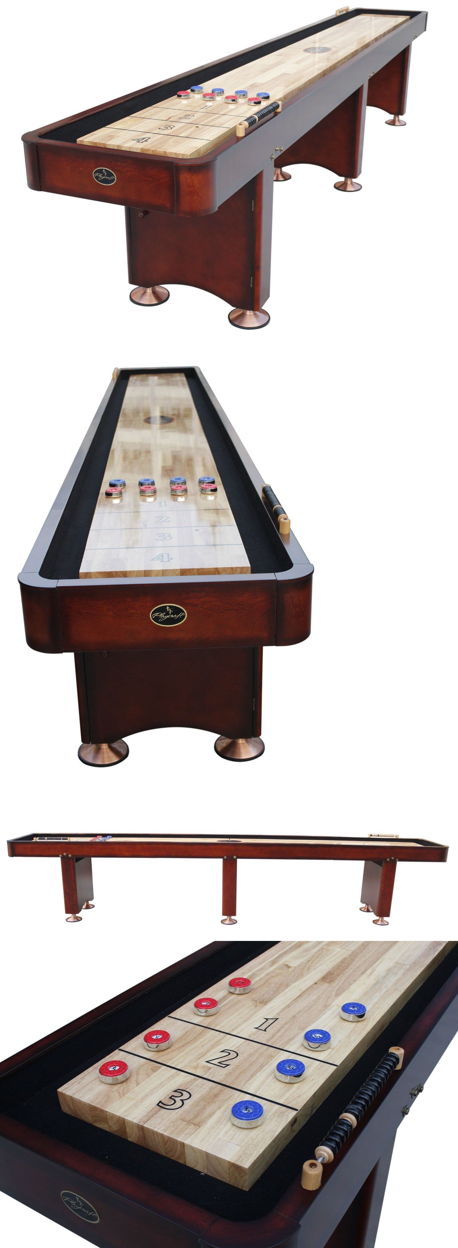 large aspen shuffleboard for tight outdoor sale table