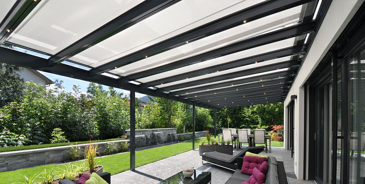 Glass Roof Systems In Toronto Amazing Window Fashions Glass Roof Patio Roof Modern Roofing