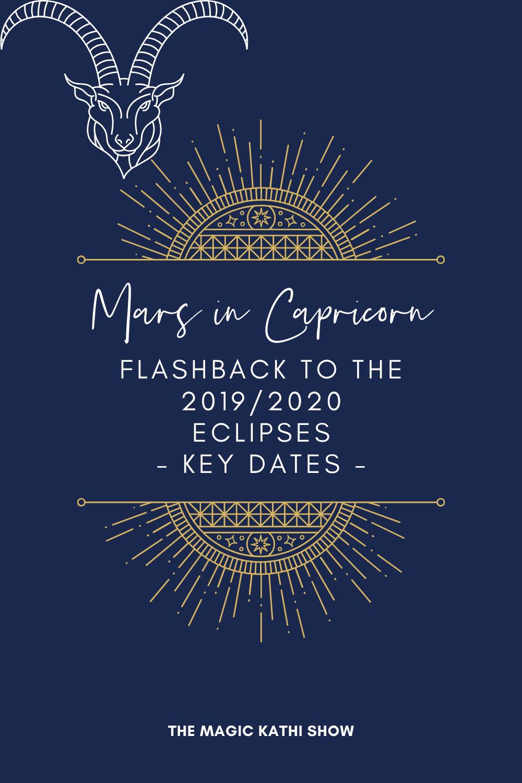 Mars in Capricorn   Key dates, Personal development plan template ...