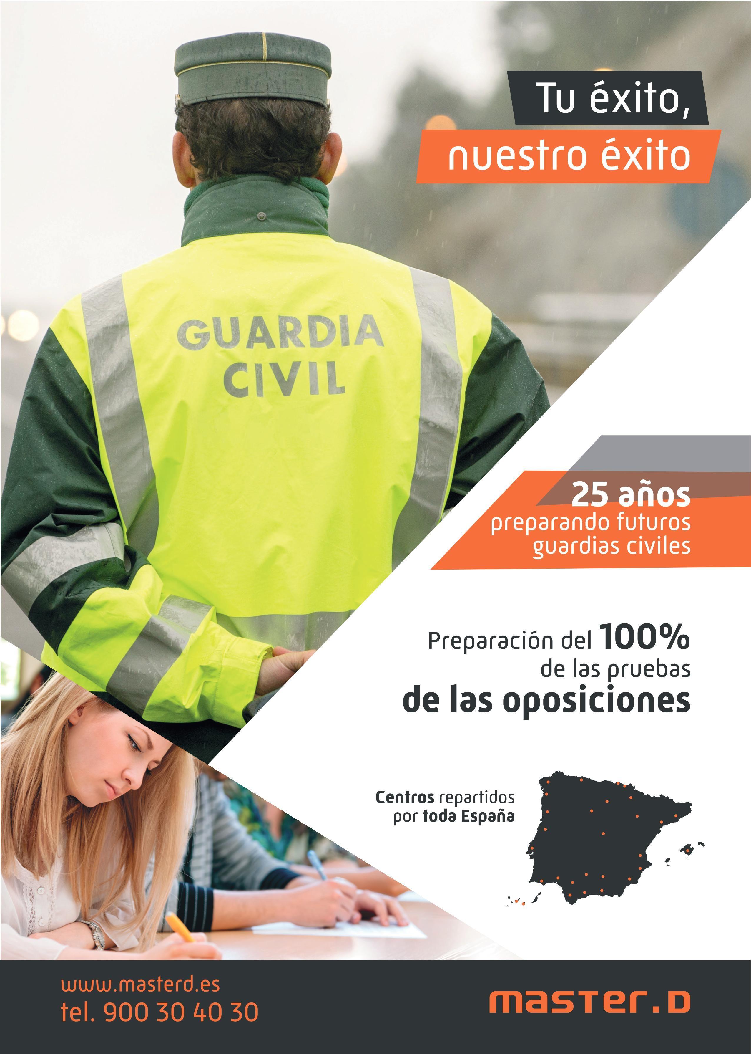 Academia Guardia Civil Preparación De Oposiciones Con éxito Infórmate Oposiciones Guardia Civil Guardia Civil Oposicion