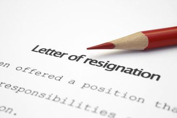 Security Guard Resignation Letters Resignation Letters