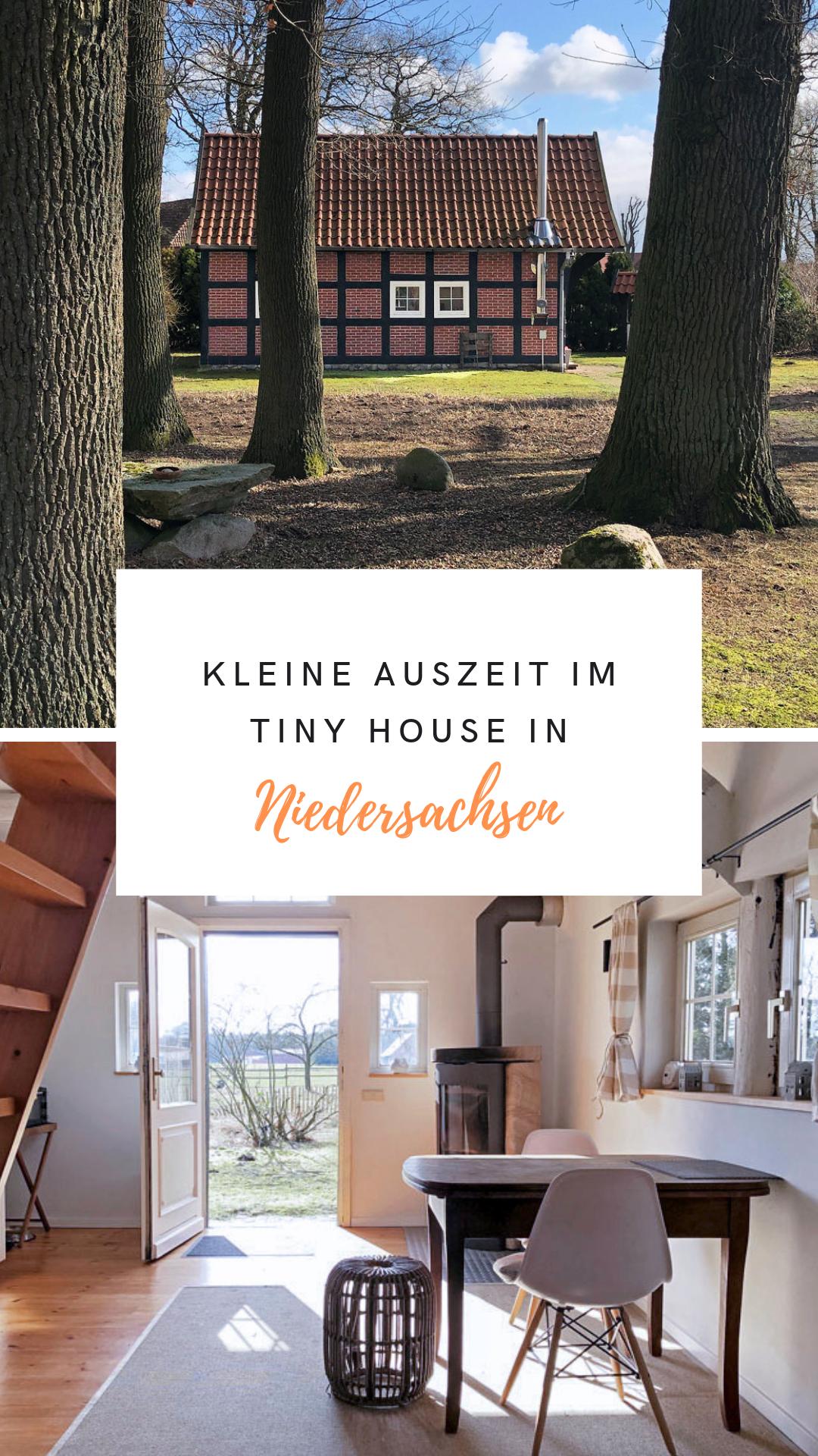 Photo of Niedersachsen – Kleine Auszeit im Tiny House | Reiseblog BRAVEBIRD