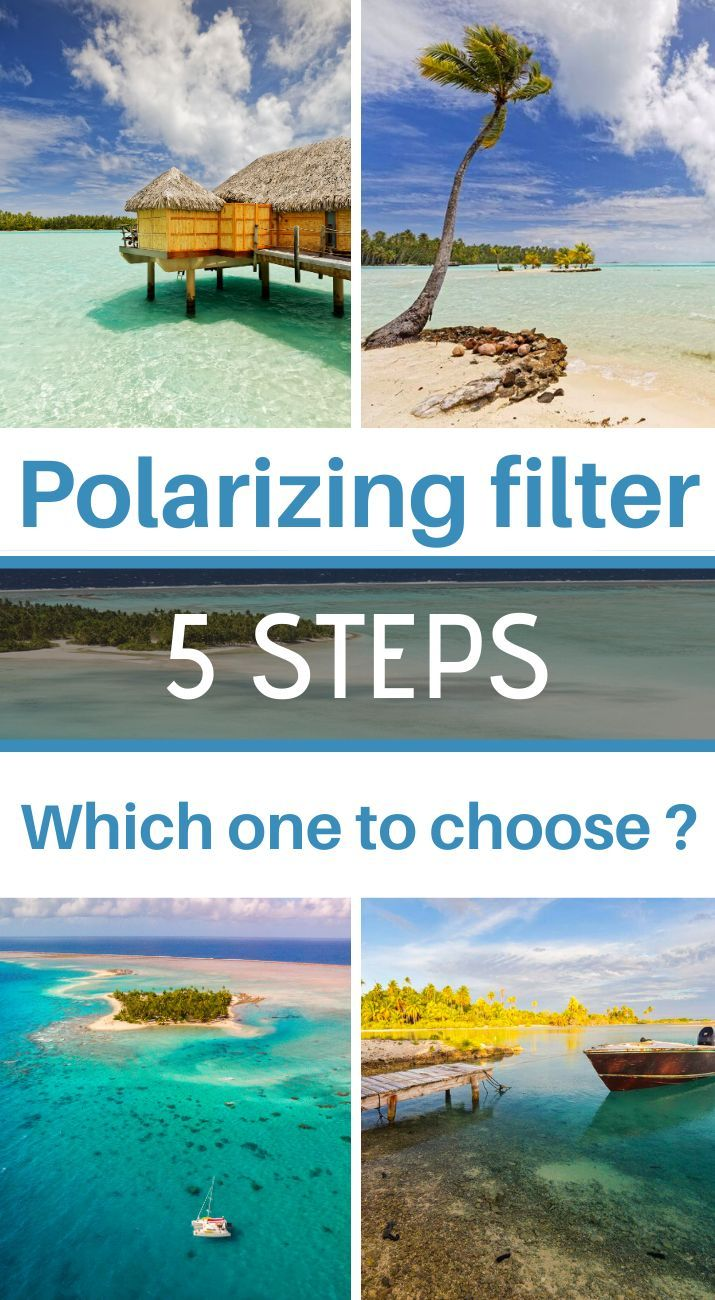 What ND Filter To Choose In Photography