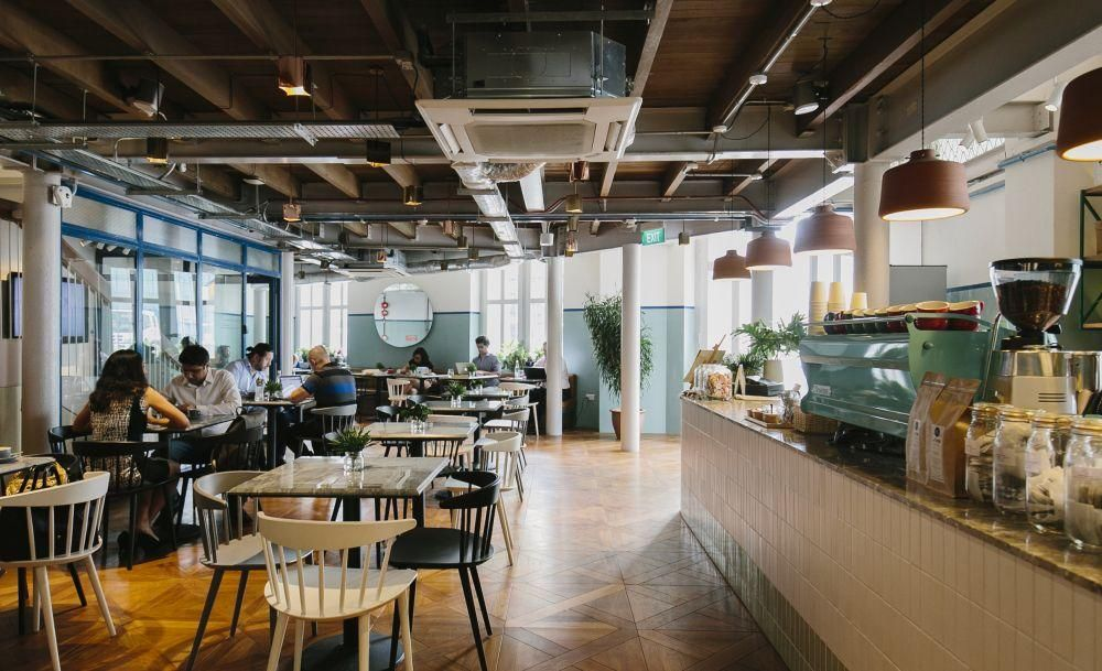 The Daily Roundup The Working Capitol Restaurant Home
