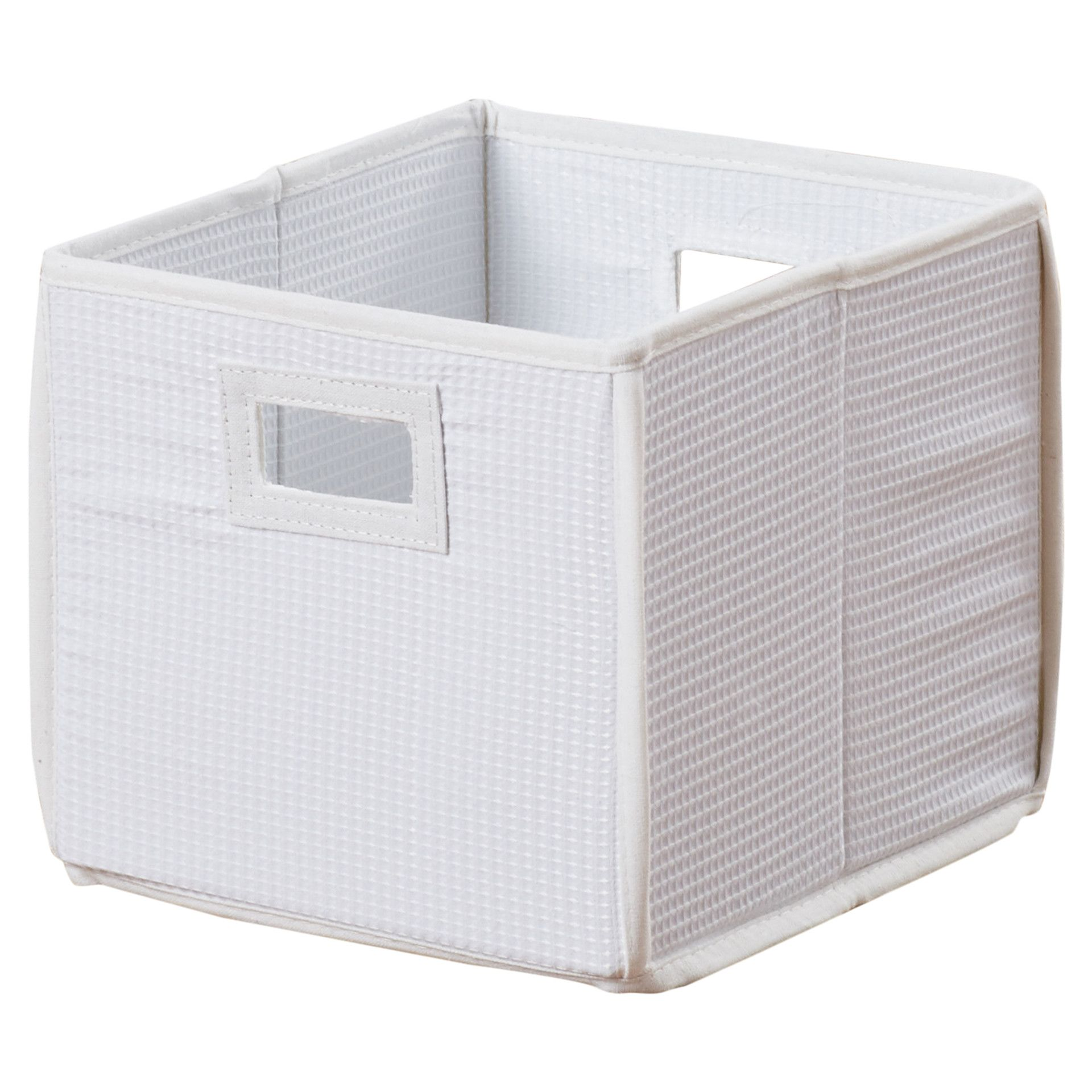 Sebastian Folding Storage Cube Fabric Storage Bins Cube Storage