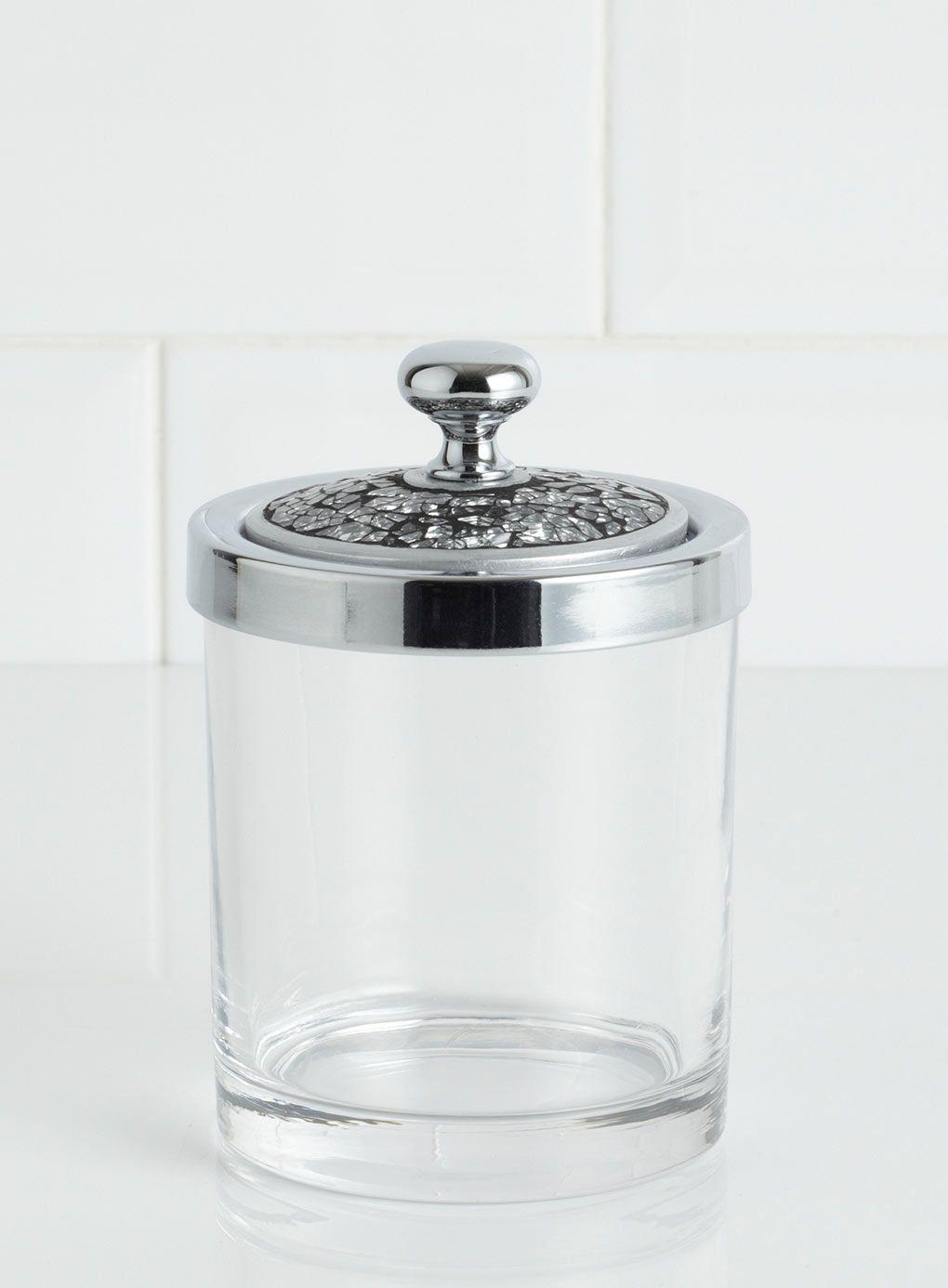 Small Bling Storage Jar - BHS | Jar storage, Bathroom ...