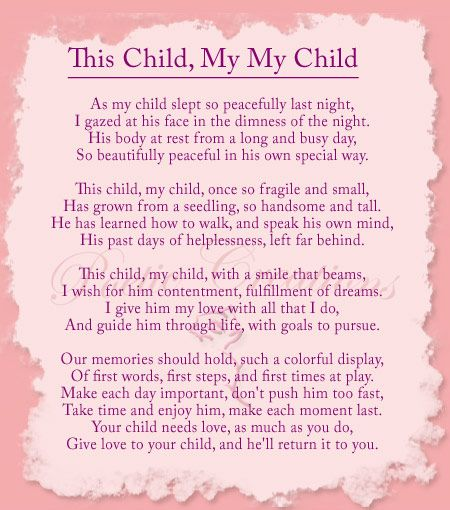 Baby Guardian Angel Quotes: Heaven's Special Child Poem - Edna