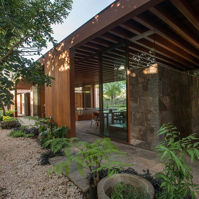 Cv Terrace By Estudio Macias Peredo 2013 Zapopan Jalisco Mexico Area 200 Sqm Jaime Navarro Architecture Architecture Design Wood Architecture