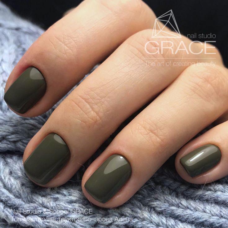 74+ Nail Polish Khaki Green | Nails <3 | Pinterest | Khakis, Makeup ...