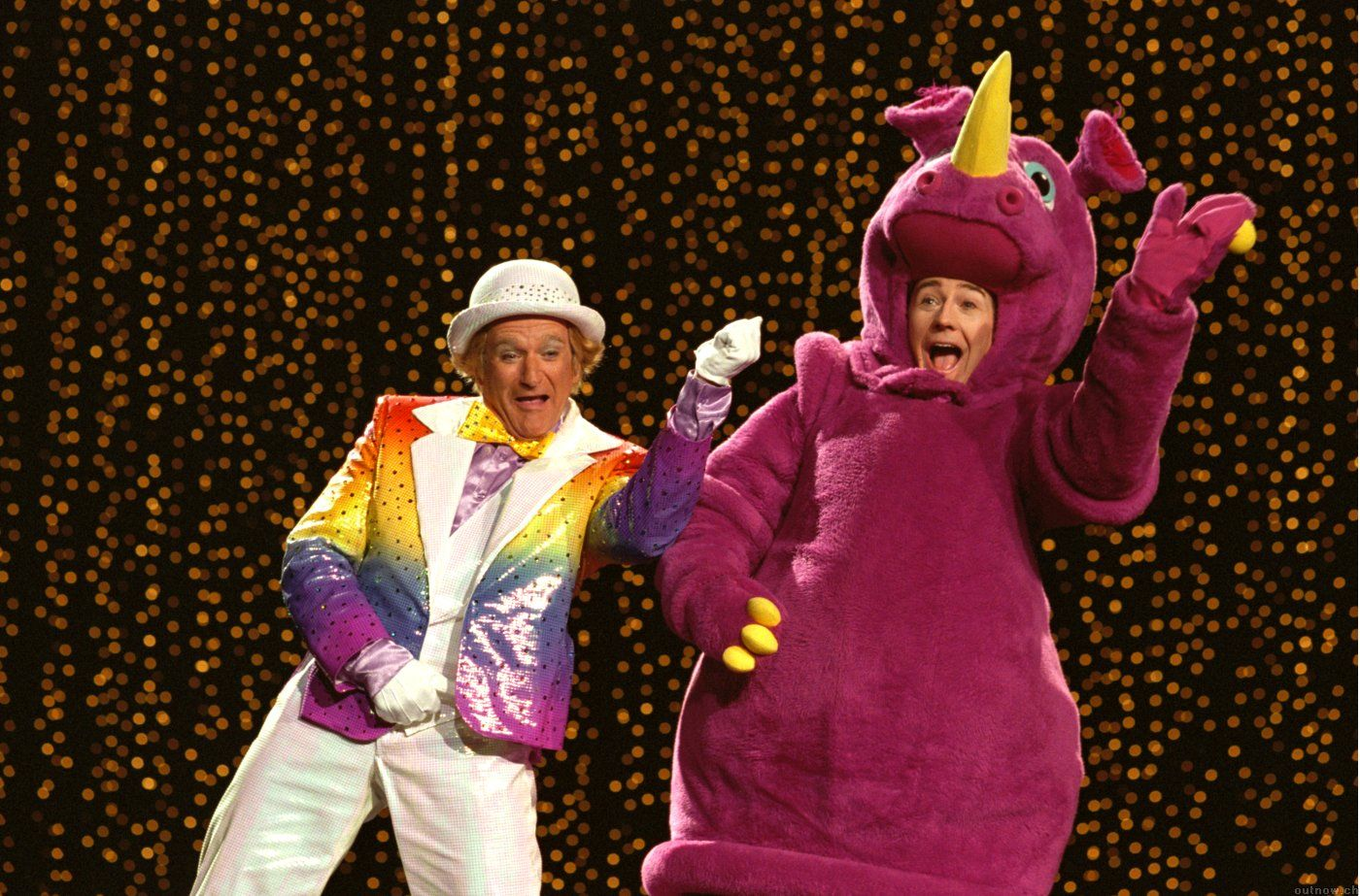 Death to Smoochy  Movies That Rock Life  Pinterest  Robin