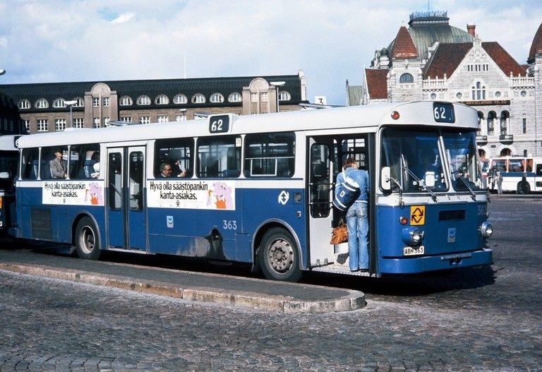 Helsinki-Turku Bussi