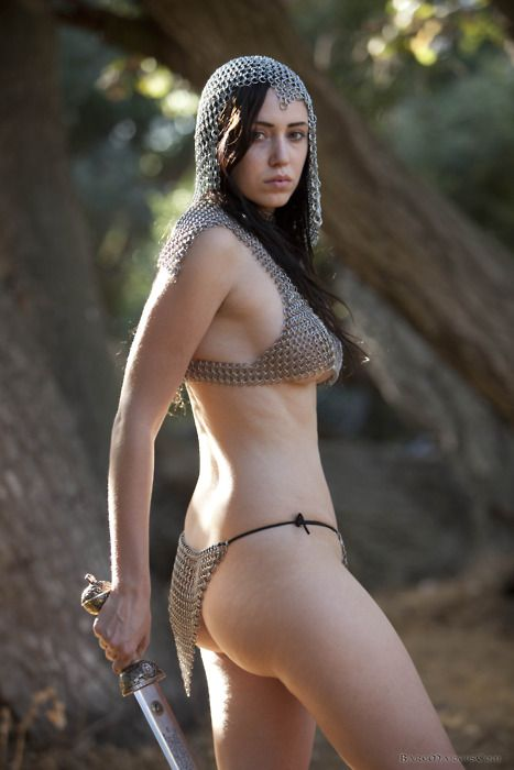 Nude in chains Nude Photos 21