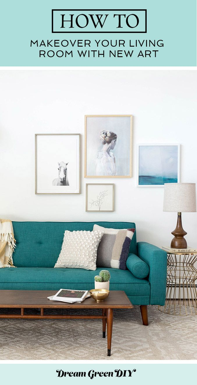 Beautiful How To Makeover Your Living Room Photo - Living Room ...