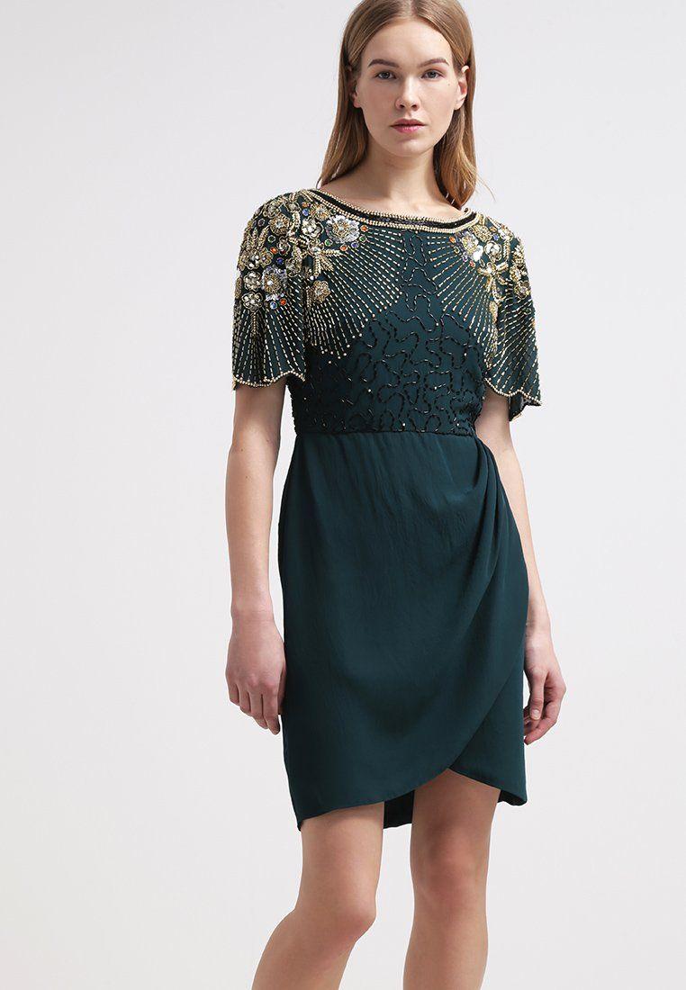 Virgos Lounge - MILLIE - Cocktailkleid / festliches Kleid - green ...
