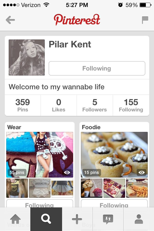 Go follow this amazing girl she rocks and has amazing boards. I will follow who ever that follows her soooo GO FOLLOW PILAR KENT