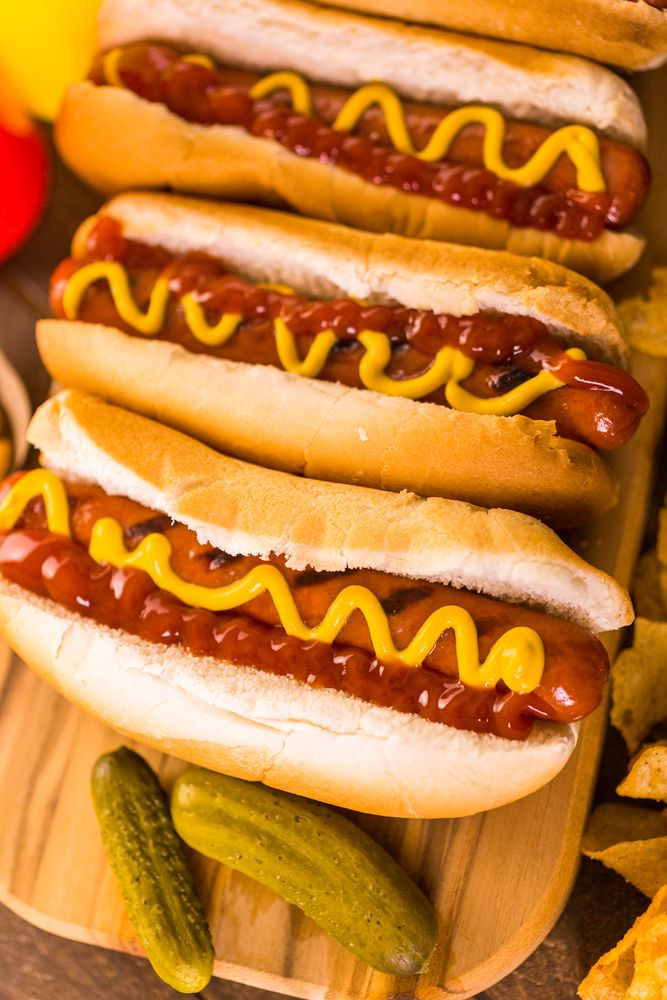 Gross You Don T Even Want To Know What They Found In Your Veggie Hot Dog Hot Dogs Veggie Dogs Food