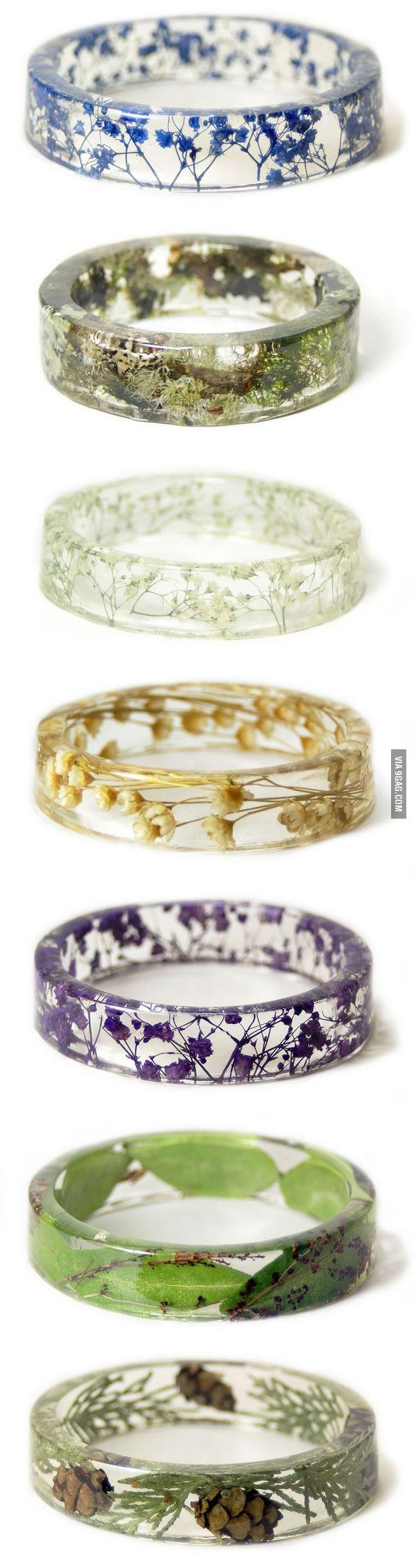 Nature rings