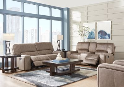 Cool Bluff Springs Brown 5 Pc Reclining Living Room For The Onthecornerstone Fun Painted Chair Ideas Images Onthecornerstoneorg