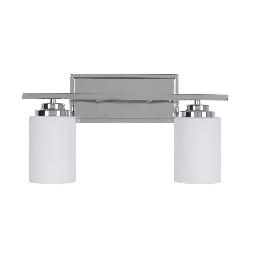 Albany Bathroom Vanity Light | Craftmade at Lightology ...