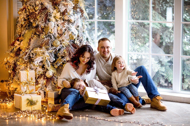 ест рождественские картинки семьи вопросом