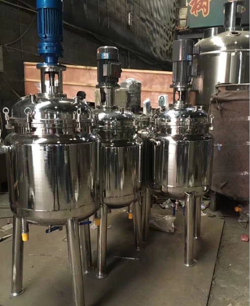 100l Mixing Tank Reactor Electrical Equipment Electricity Mixing