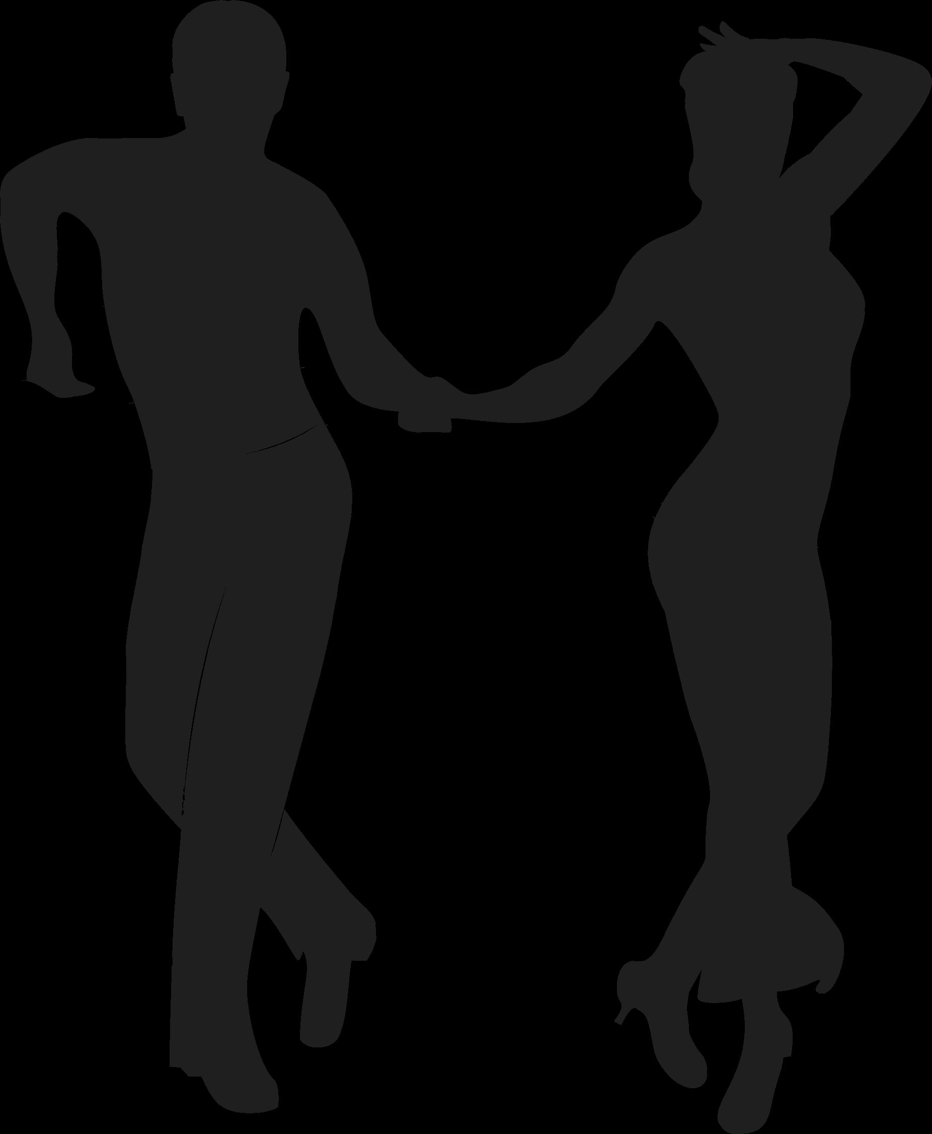 Dancers Modernsequencedancing Dancing Couple Silhouette Couple Silhouette Dance Silhouette