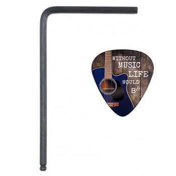 Guitar Truss Rod Allen Wrench Adjustment Tool For Martin Acoustic Guitars Martin Acoustic Guitar Guitar Acoustic Guitar