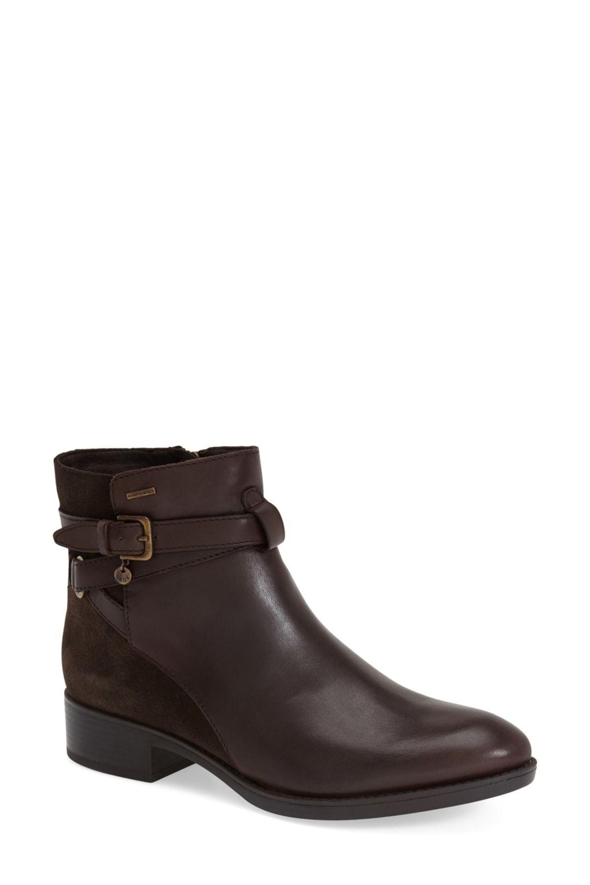 2c663842884 'Felicity' Amphibiox(R) Waterproof Ankle Boot (Women) by GEOX on  @nordstrom_rack. '